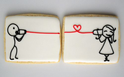 wedding cookies?: Relationships Quotes, Valentines Cookies, Cookies Design, Valentines Day, Long Distance, Sugar Rush, Inspiration Quotes, Pictures Quotes, Wedding Cookies