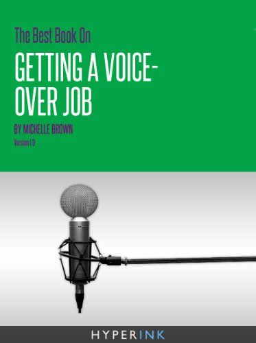 The Best Book On Getting A Voice-Over Job (Tips For Creating Demo Tapes, Nailing Auditions, & Voice Over Auditions) « LibraryUserGroup.com – The Library of Library User Group
