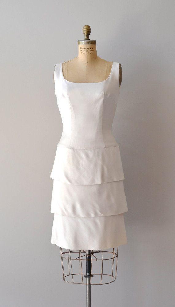 1960s dress / vintage 60s dress / Sine Qua Non dress