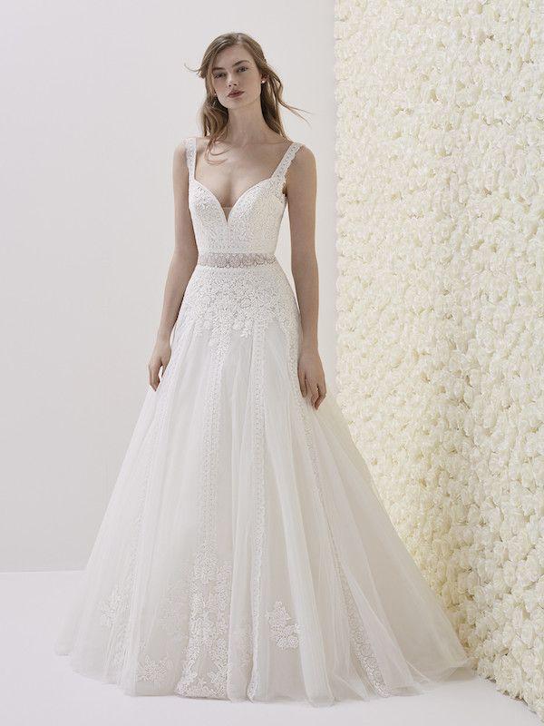 vestidos de novia pronovias 2018 | wedding dress | pinterest
