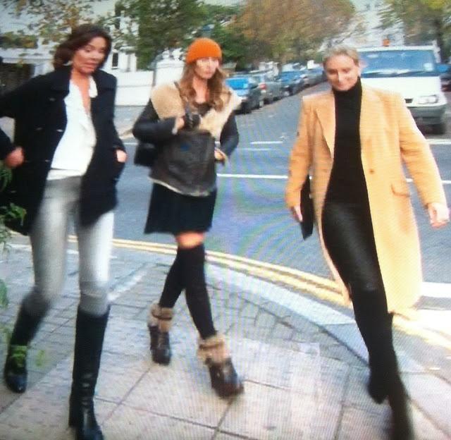 Heather's Haughties: Carole Radziwill Fashion: Gloves ...