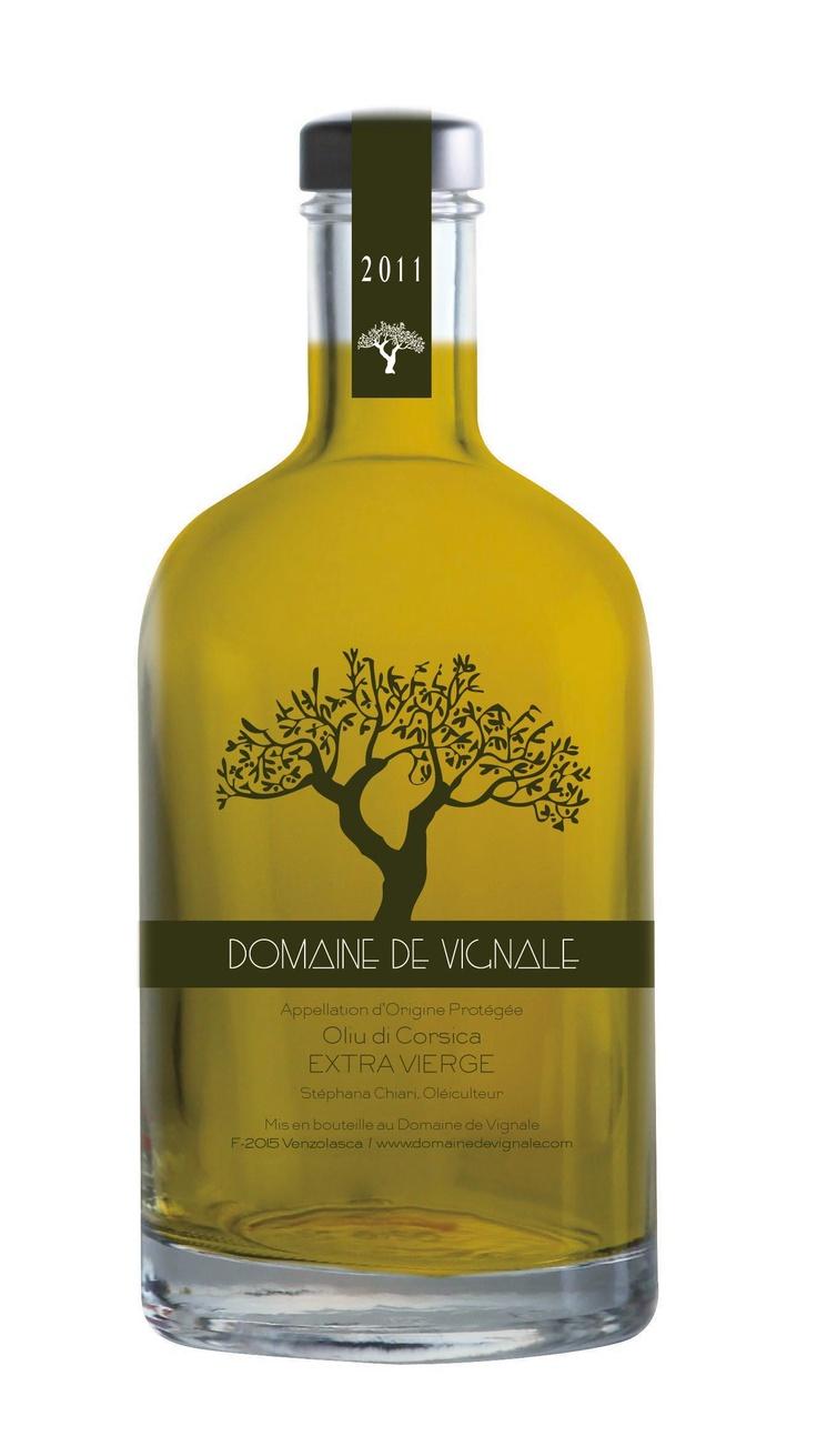 Huile d'olive - Olive Oil - Domaine de Vignale.