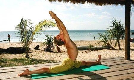 Relax Bay Resort, Koh Lanta, cheap yoga retreat Thailand