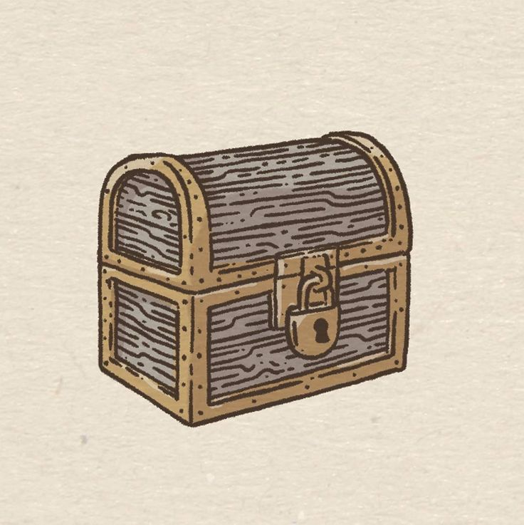 No matter how many doors are kicked down monsters slain puzzles overcome hard nights endured... it's all worth it for a big ole box of treasure at the end.  #dungeonsanddragons #treasure #artist #art #artwork #instaart #illustration #dnd #dnd5e #draw #drawing #inked #ink #sketching #doodles #doodle #dnd #roleplay #rpg #character #dungeondrawingdudes #lineart #linework #fantasy #fantasyart #adventure #dnd #slowquest #games #game