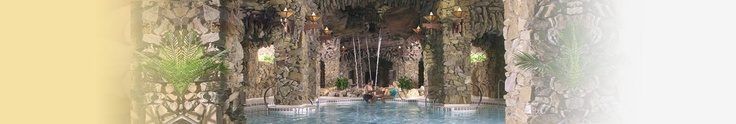 Spa  in The Grove Park Inn Hotel, North Carolina