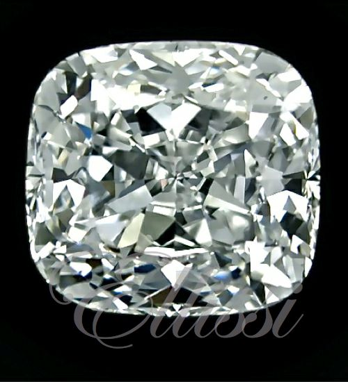 Cushion Modified Brilliant #diamonds #wedding #jewellery