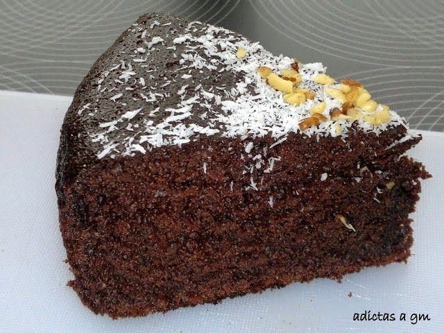 Vanessa Ollas GM, Recetas en Ollas GM (Adictas a GM): Bizcocho chocolatissimo en Olla GM