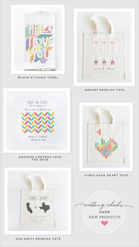 wedding chicks new products