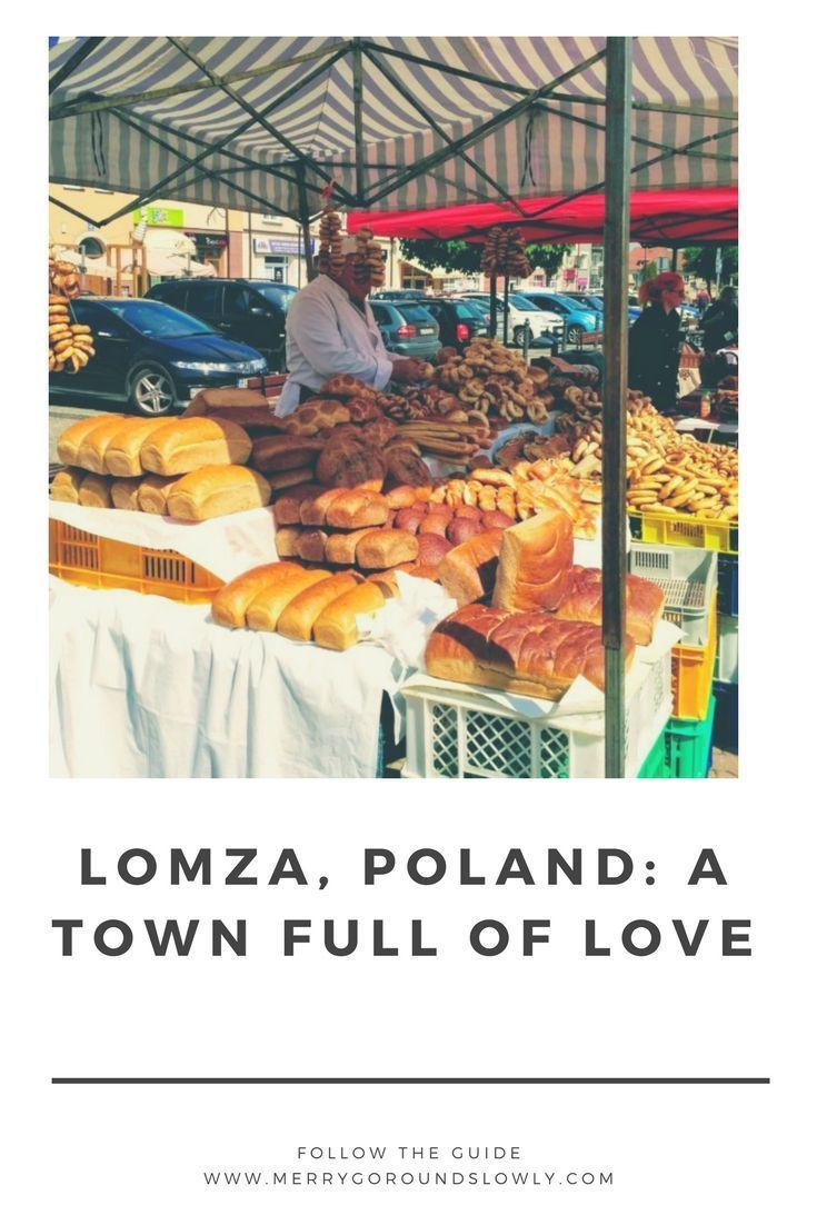Lomza in Poland is a small Eastern European town, rich in history and not influenced by tourism. Visit for a fun stay and a bottle of local Lomza beer.