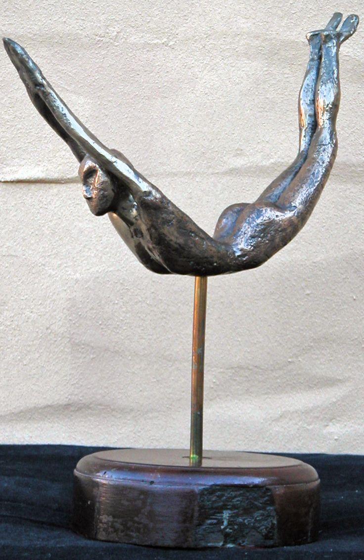 "Bronze ""Diver"""