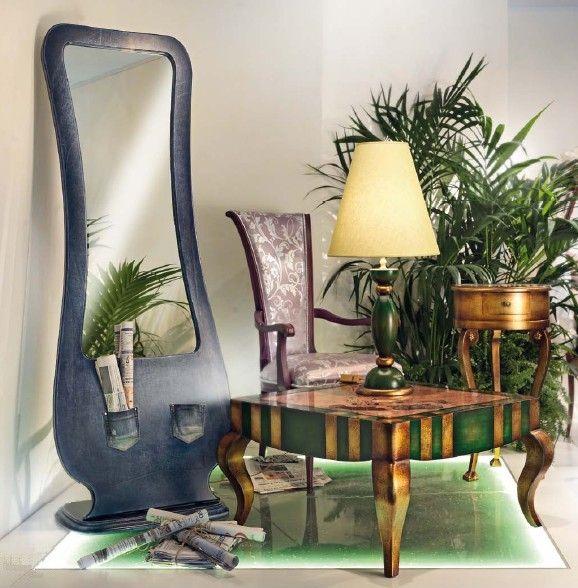 Italian Classic Accent Furniture - code: ECPM008