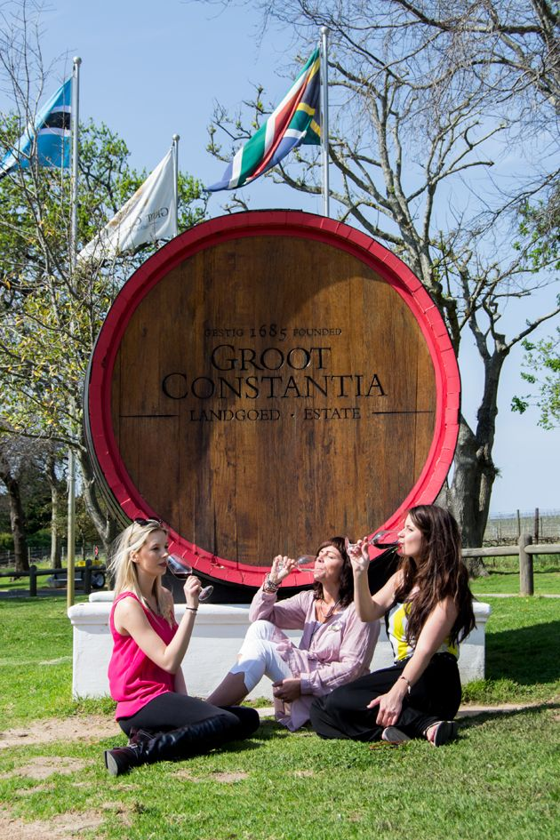 Chocolate and Wine Pairing at Groot Constantia  #FeelGroot  http://www.grootconstantia.co.za
