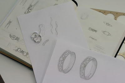 More ring sketches.