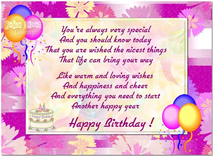 217 best BIRTHDAY GREETINGS PIC images – Happy Birthday Greeting Card Sayings
