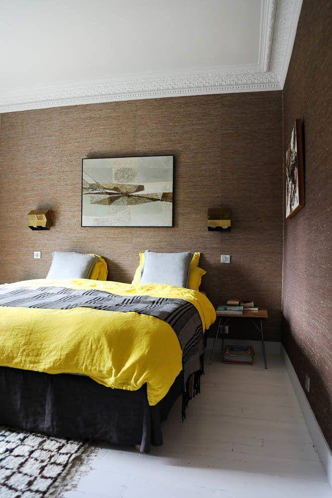 les 25 meilleures id es tendance chambres au couleur chocolat sur pinterest chambres marron. Black Bedroom Furniture Sets. Home Design Ideas