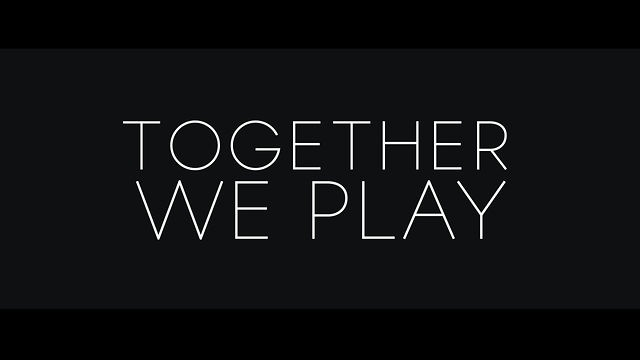 """New single """"Together We Play"""" by Raveyards. A bit harsch but romantic! PARENTAL ADVISORY EXPLICIT CONTENT"""