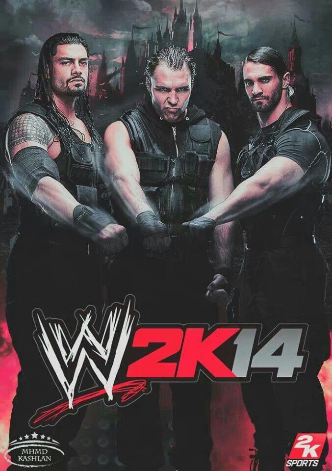 The Shield #WWE2K14
