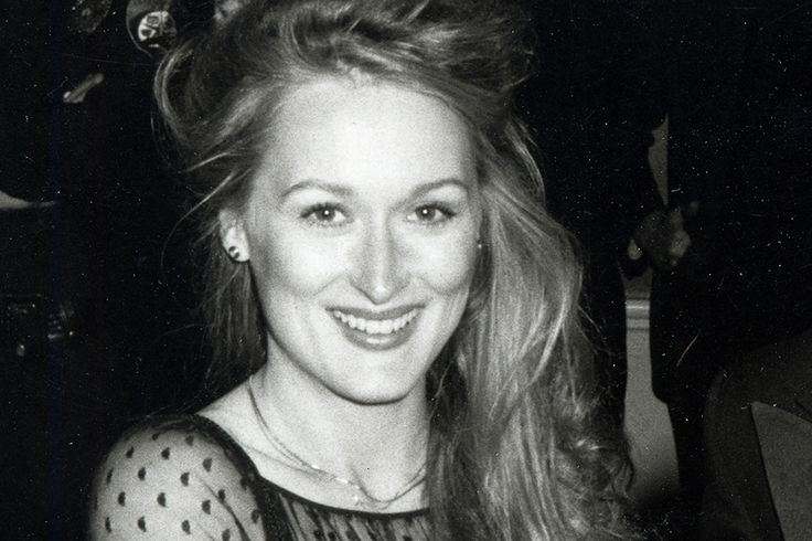 Meryl Streep (the most nominated actor in history) through the years   .canadianliving.com