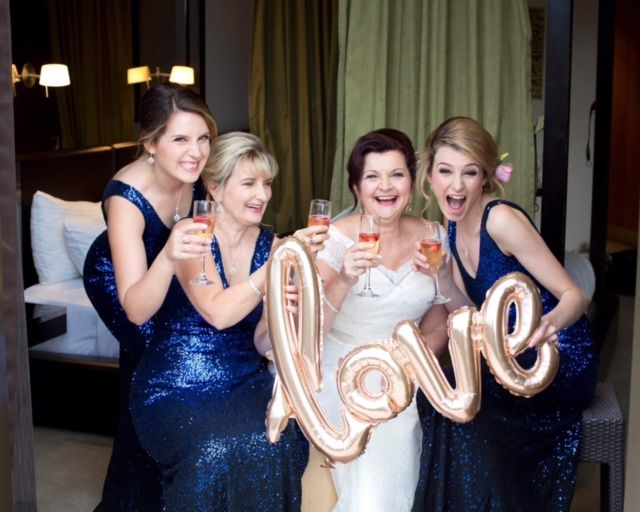 Royce Hotel Weddings - Fun - Love - Cute - Beautiful Bride