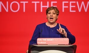 Boris Johnson ridiculed over 'Brexit paternity test'  Emily Thornberry takes swipe at foreign secretary at Labour conference and says he should appear on Jeremy Kyle Show