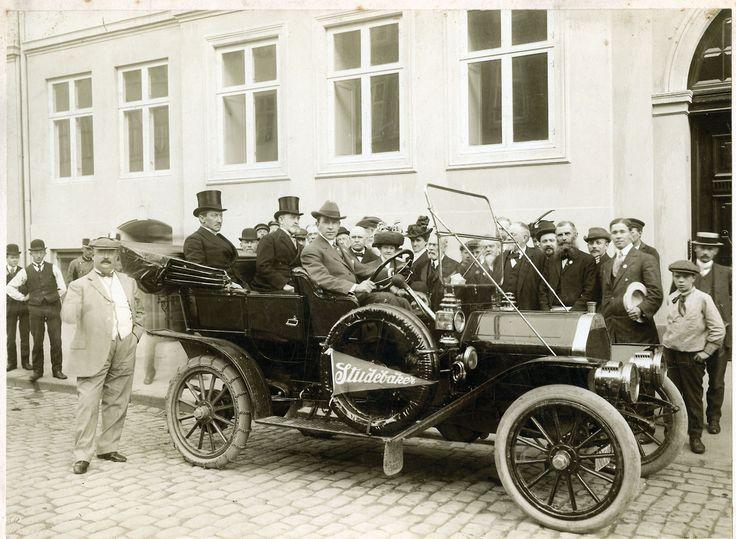 1909 EMF 5-Passenger Touring