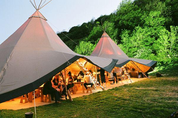 Teepee Wedding Lounge Area Pinterest Wedding