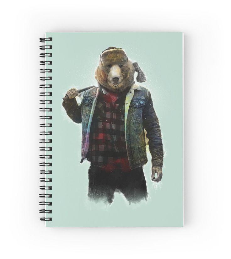Blizzard Bear by daniac
