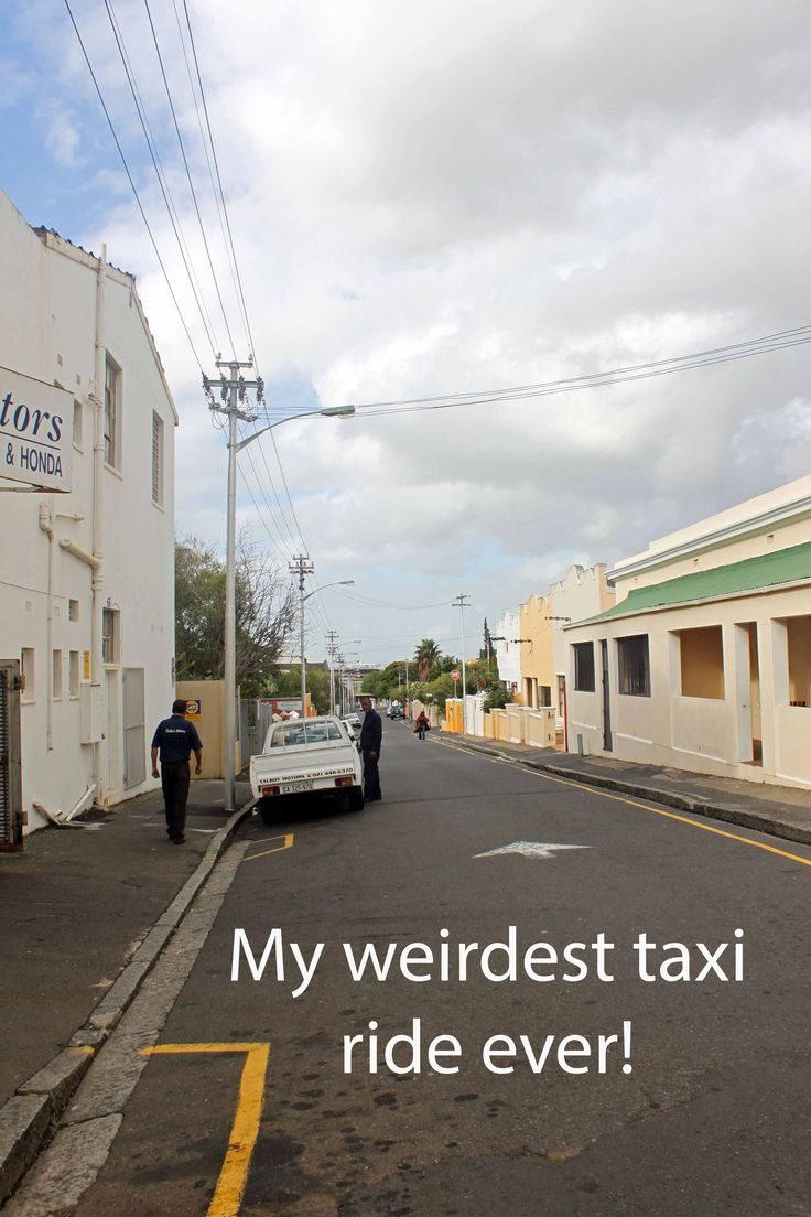 I have tried a lot of weird things, but this is one of the wierdest experiences ever: http://aworldofbackpacking.com/my-weirdest-taxi-ride-ever/