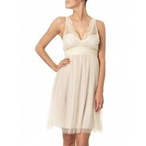 Lace dress vero moda heathered