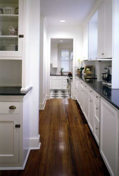 L Shaped Kitchen Counter