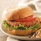 Salsa Black Bean Burgers Recipe | Taste of Home Recipes
