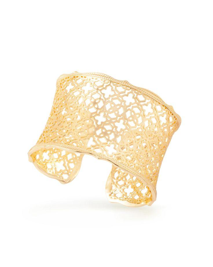 Candice Cuff Bracelet - Kendra Scott Jewelry.