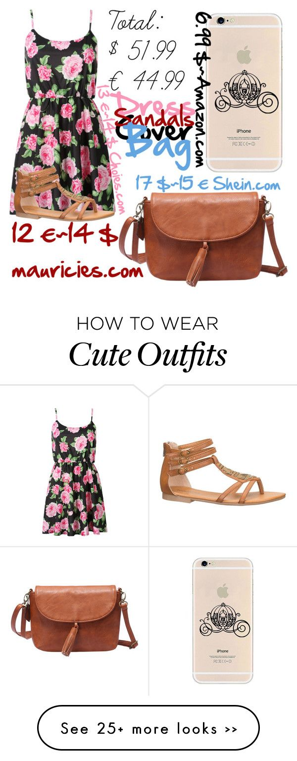 """Cute & ""cheap"" outfit!"" by smile-paradise on Polyvore featuring maurices"