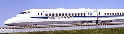Resultado de imagen de tren bala japon