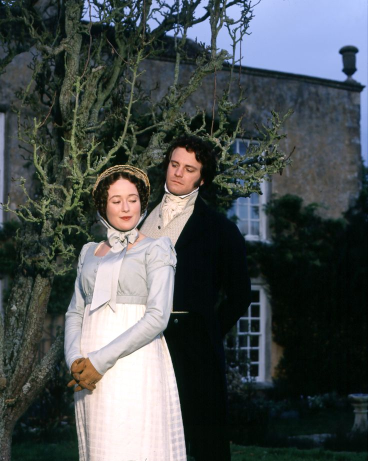 Pride & Prejudice (1995) Jennifer Ehle and Colin Firth