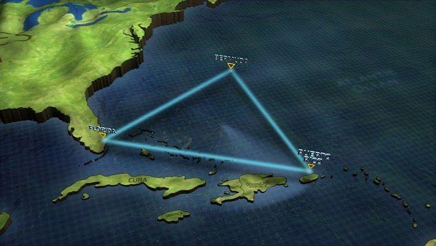 Por décadas o Triângulo das Bermudas tem sido envolto em mistério, com 'especialistas' oferecendo todos os tipos de explicações para o fenômeno...