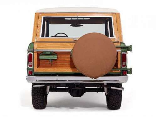 This 1974 Ford Bronco Woody is a 4x4 the Beach Boys Would Drive - Hotrod