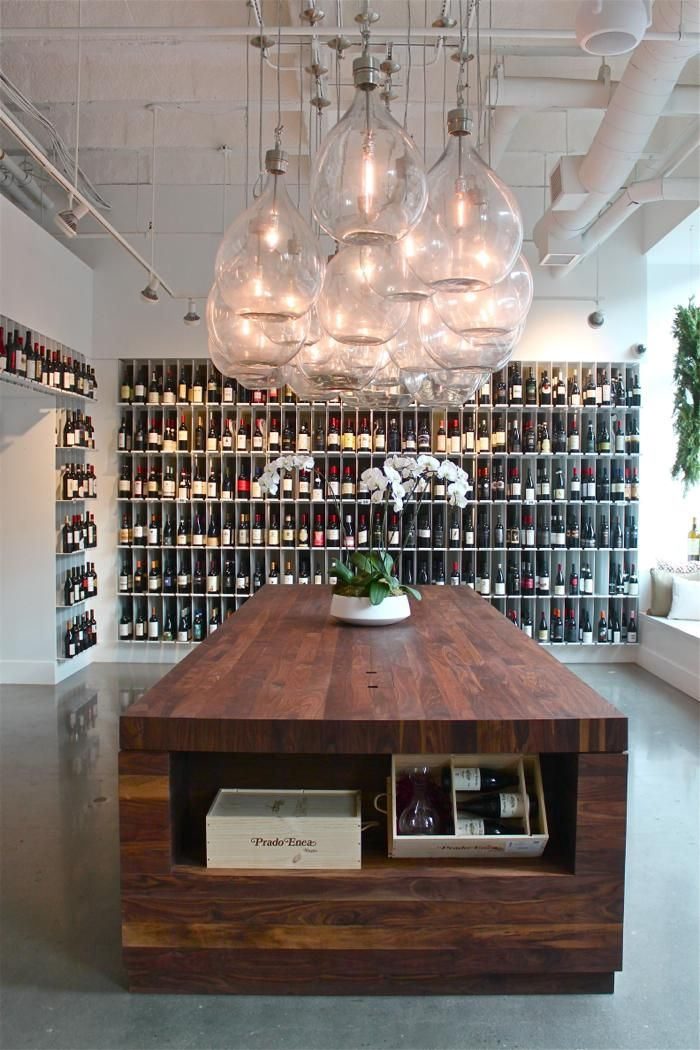 Featuring over 800 wines that are grouped by weight, rather than varietal or region, the new Urban Grape in Boston's historic South End features a unique organizational system called Progressive Shelving. The design, a relaxed and inviting mix of modern-industrial and old-town tavern, is pretty progressive, too.