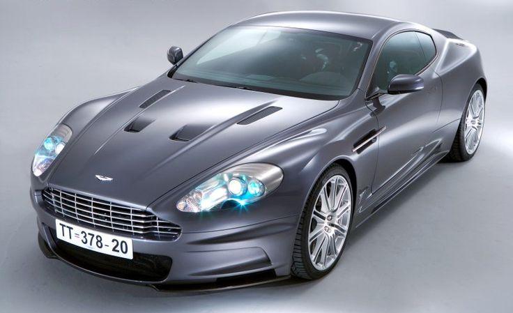 2012 Aston Martin Vanquish DBS