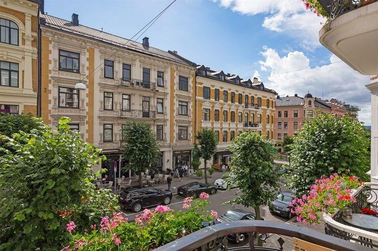 FINN – Frogner - Lekker 4-roms selveier med høy standard og super beliggenhet - Renovert 2010/11 - Balkong - Ildsted - Mulighet for parkering - Lav husleie