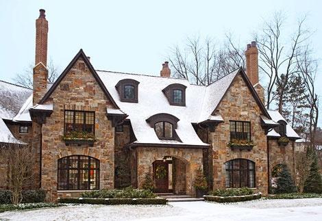 english style mansion - photo #15