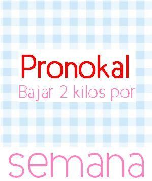 La dieta pronokal consiste en consumir alimentos bajos en azucar y grasas y alto consumo de proteinas, contiene 8 fases.  La dieta pronokal es una marca que suministra sopas, batidos, cremas, polvos, etc.