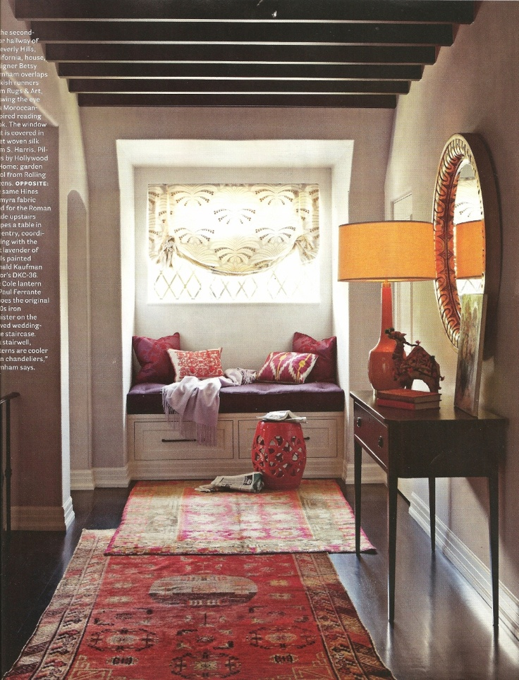 High Street Market: A Modern Mix In A Classic Tudor (via Burnham Design)