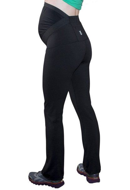 Better Than Lululemon - Mumberry Maternity Yoga Pants Review - All Natural & Good