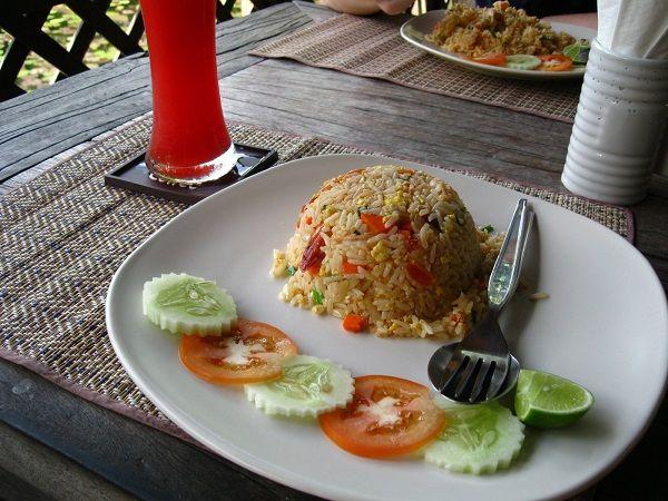 Жареный тайский рис. Даю 100 %: так рис ты еще не готовил! 5 отличных рецептов.