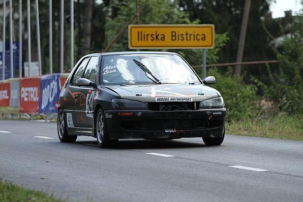 4 Kolben Bremsanlage mit 304mmx28mm Bremsscheibe  Peugeot 306  K-Sport