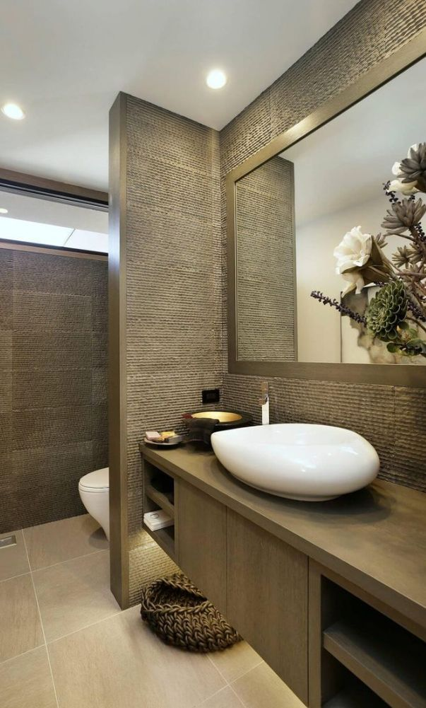 53 Small Trend And Cute Bathroom Decorating Ideas 2020 Part 34 Modern Bathroom Design Modern Bathroom Bathroom Design