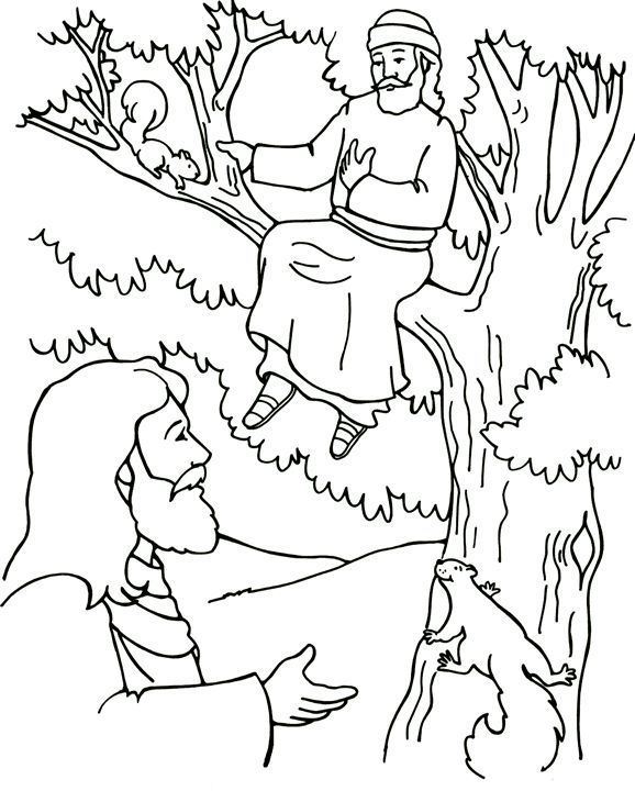 90 best Story stones images on Pinterest Activities, Coloring - copy coloring pages for zacchaeus