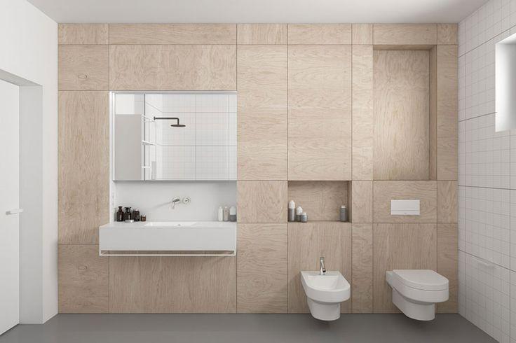 Bagno moderno di design 09