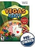 Vegas Party — PRE-Owned - Nintendo Wii